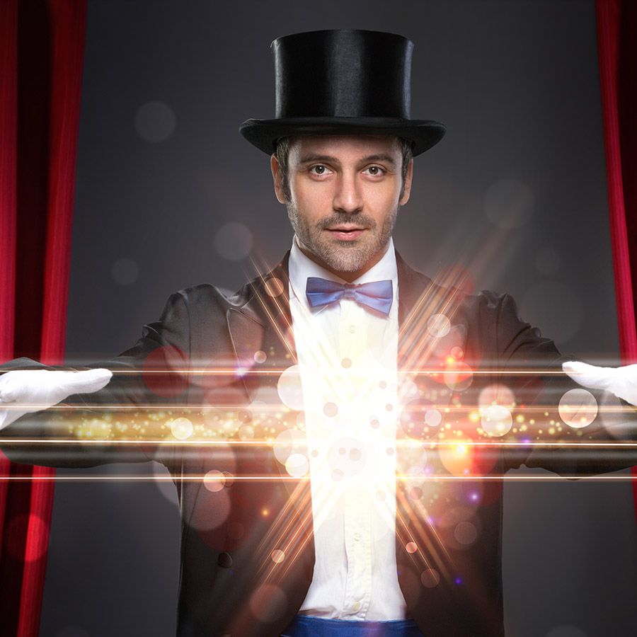 Hire a Magician for Your Birthday Party | Close up Magic and